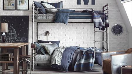 Convertir un dormitorio juvenil en un refugio para compartir