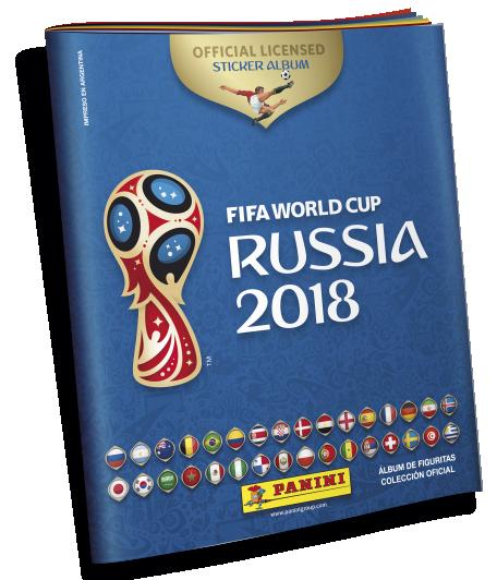 La Copa Mundial de la FIFA empieza antes con Panini y Los Andes