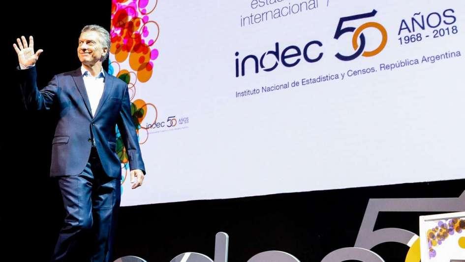 El ministro de Hacienda Dujovne proyecta disolver el Indec