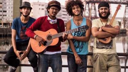 Los fusionadores de la música afroamericana