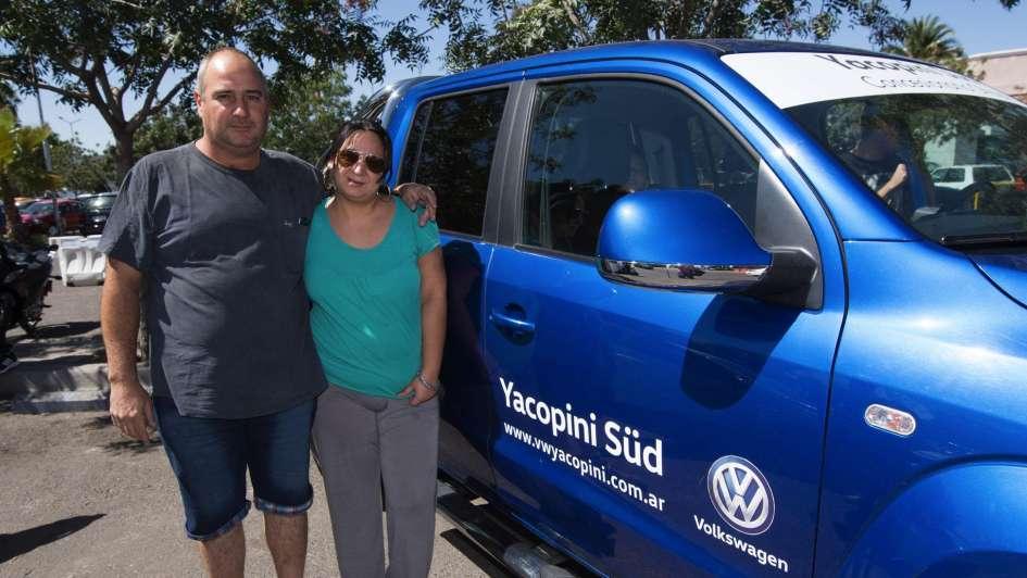 Yacopini Süd presentó el nuevo Volkswagen Virtus