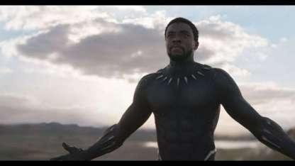 La Pantera Negra.
