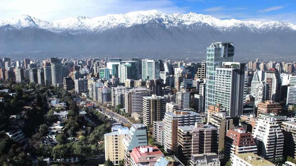 Producción industrial en Chile creció 8.9% interanual en febrero