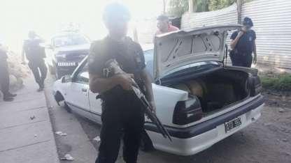 Prensa Ministerio de Seguridad