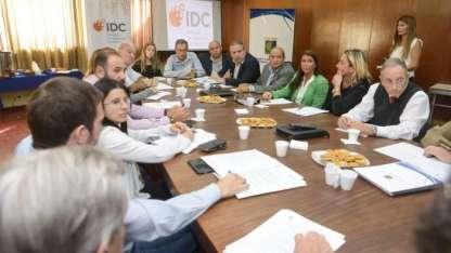 La mesa de trabajo contra el comercio ilegal en Mendoza