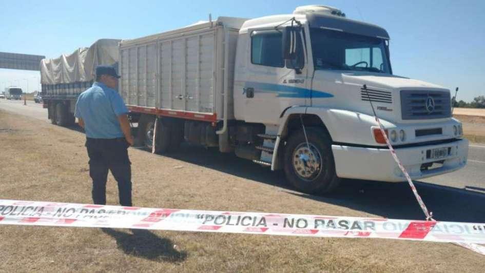 Acribillaron a un camionero — Misterio en Córdoba