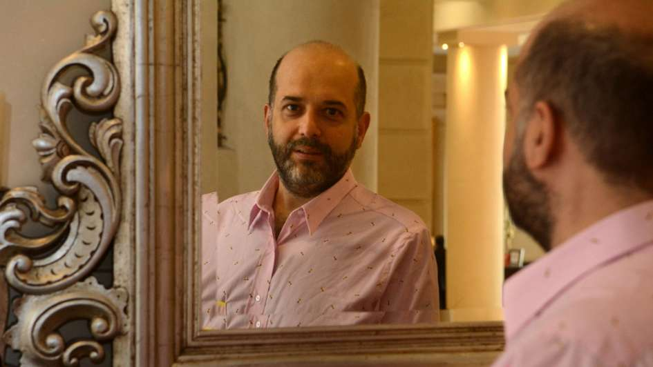 Daniel Rueda: el gestor cultural que revela los secretos de la venta de arte en Mendoza