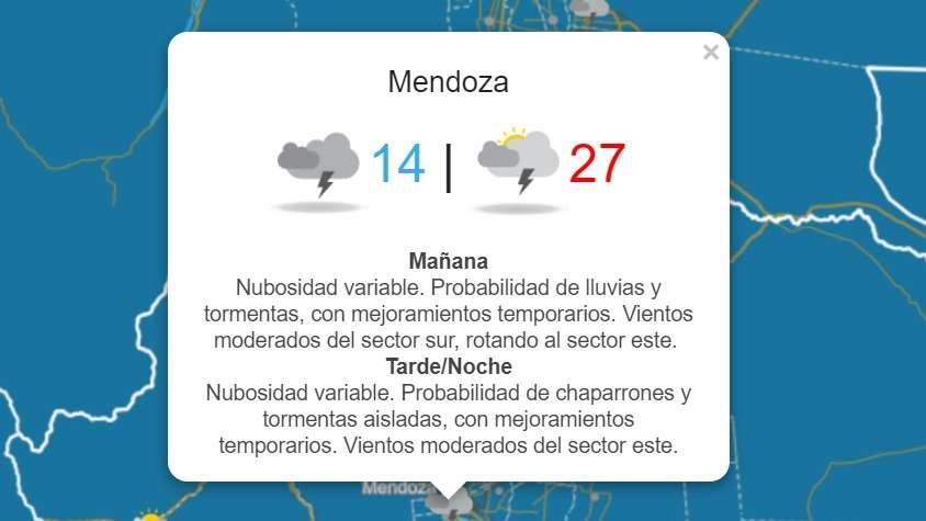¿Cómo estará el tiempo este martes?