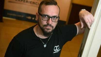 Luciano Ruiz, actor mendocino en España