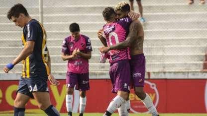 Patronato ganó y se acercó a los puestos de Copa Sudamericana.