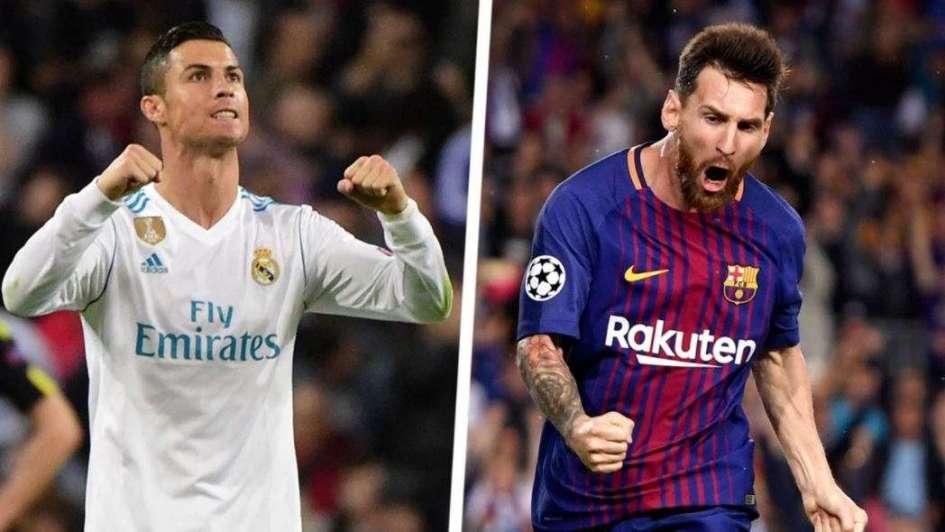 España: intentan repetir la 'chalaca' de Cristiano Ronaldo