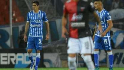 Viera se perderá el partido ante San Lorenzo y Henríquez volvió a jugar.