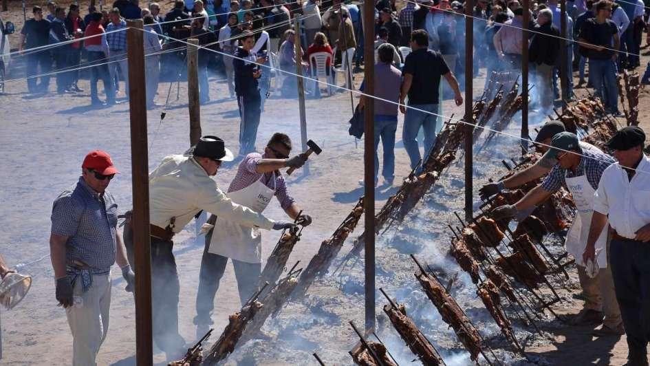 Comienza a palpitarse la Fiesta Nacional de la Ganadería con el tradicional Día de Campo
