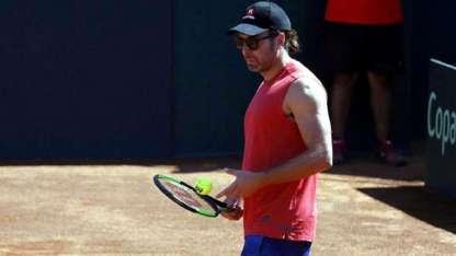El ex tenista, de 38 años, aseguró tener buenos recuerdos de nuestro país, donde ganó su primer título ATP.