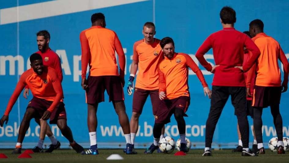 Barcelona, virtual semifinalista de Champions tras goleada a Roma