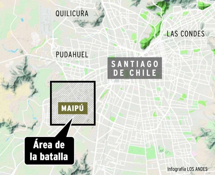 Presidente Piñera conmemora los 200 años del Abrazo de Maipú