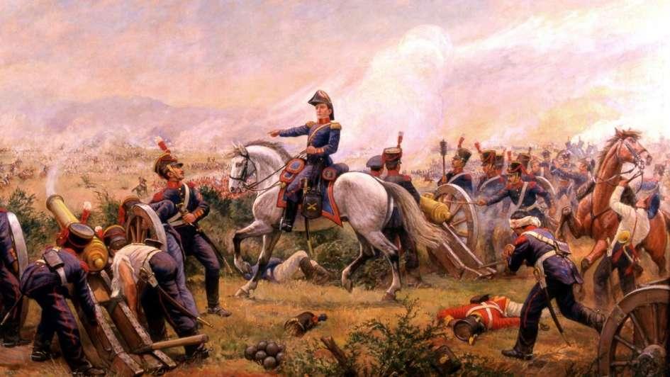 Presidente Piñera lideró conmemoración de 200 años de la Batalla de Maipú