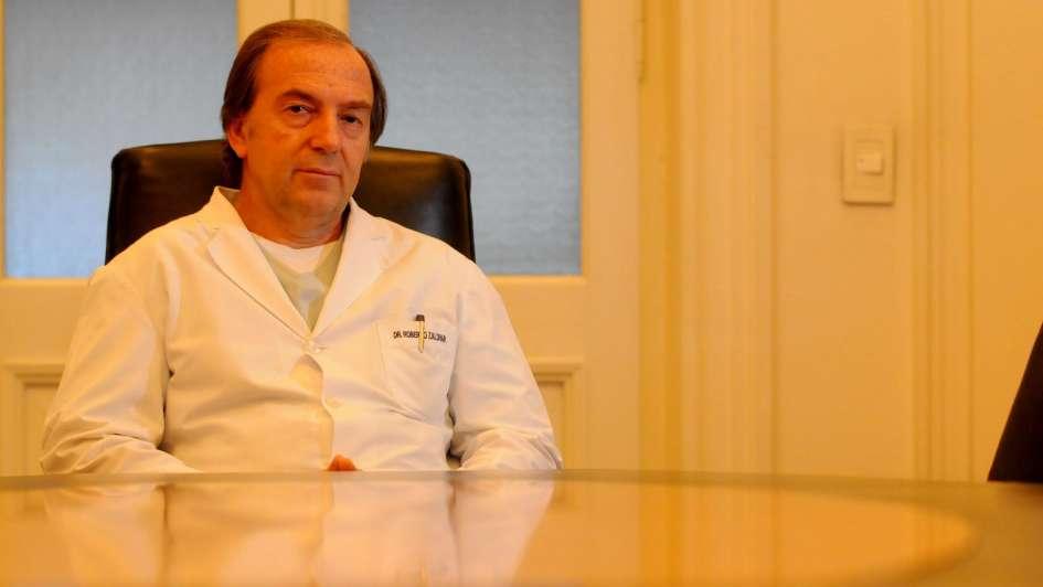 Roberto Zaldivar fue elegido como uno de los 100 oftalmólogos más influyentes del mundo