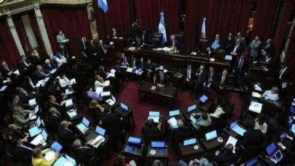 En el Senado, las opciones son un adicional por movilidad o un aumento del 50%.