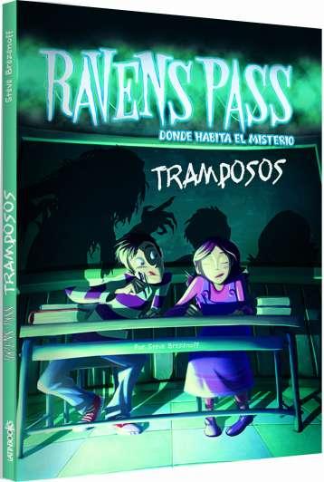 "Llega ""Ravens Pass, donde habita el misterio"""