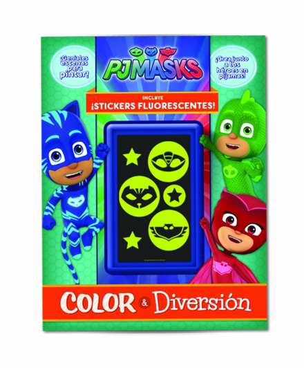 Color & Diversión, ¡cada uno con un regalo!