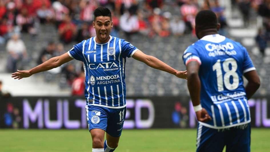 San Lorenzo sufre una estrepitosa goleada ante Godoy Cruz — Sin Paulo Díaz