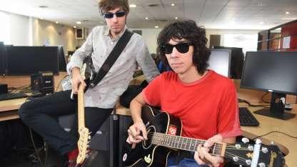 Tomás y Bruno, de Banda de Turistas