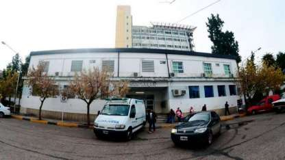 Hospital materno infantil San Roque en Paraná