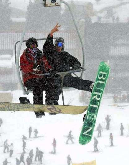 Presentaron en San Pablo la temporada de nieve de Mendoza