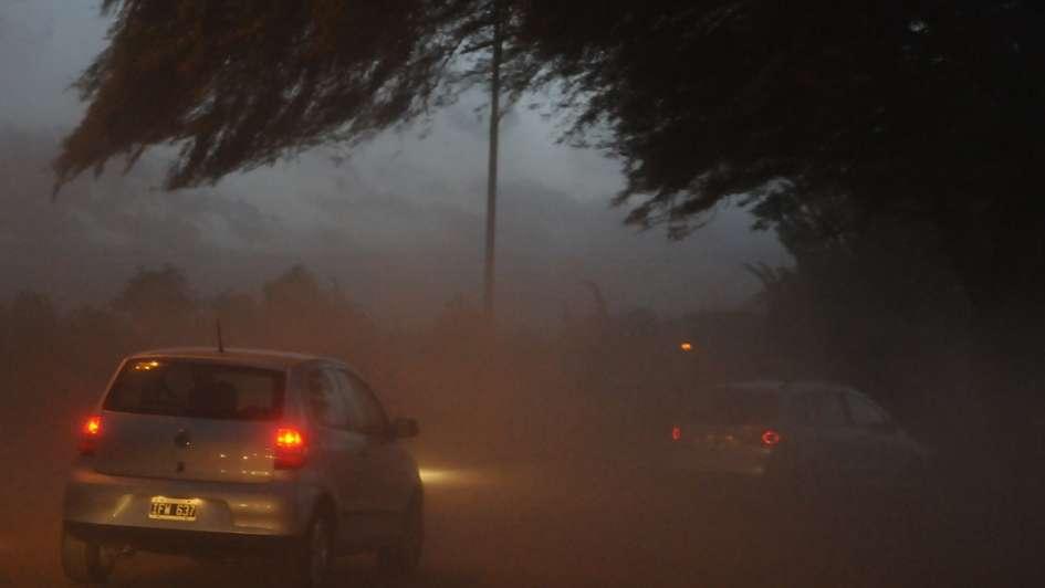 Alertan por posibles lluvias para hoy en Mendoza — Pronóstico