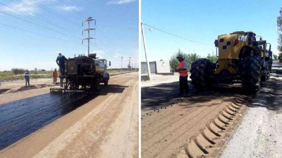 Zona Este: la obra de la calle Míguez estará lista en unos 40 días