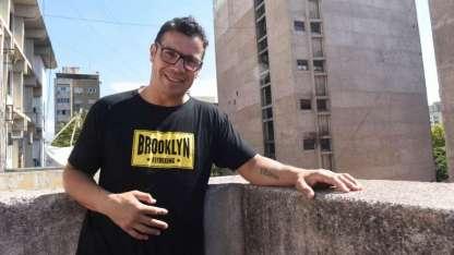 El deportista se estrena mañana, en nuestra provincia, con un oficio que no le conocíamos: el de humorista de stand up.