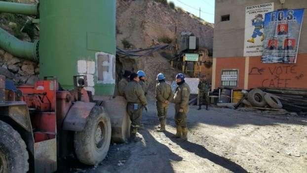 Se registran 7 muertos y 15 heridos en la mina Huanuni