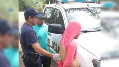 Sabalich fue detenido en Quines, provincia de San Luis.