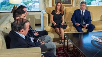 Tres especialistas dialogaron con Alejandra Vargas y Raúl Pedone, de Los Andes.