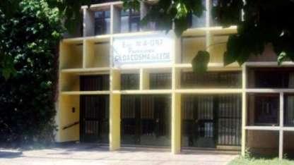 Los sucesos se registraron en las inmediaciones de la escuela Gilda Cosme de Lede.