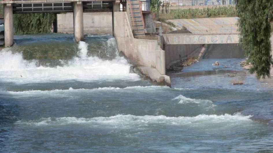 Irrigación anunció las fecha de la corta anual de zonas de riego