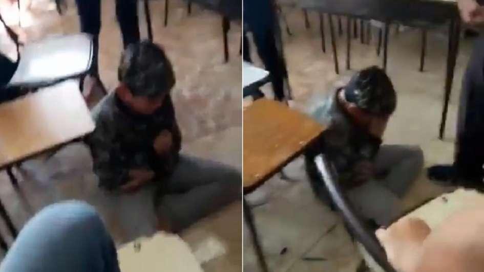 Estudiante dispara contra compañero y se suicida, en Edomex