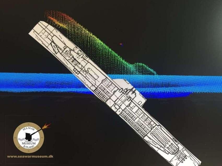 Hallan los restos de un rarísimo submarino nazi