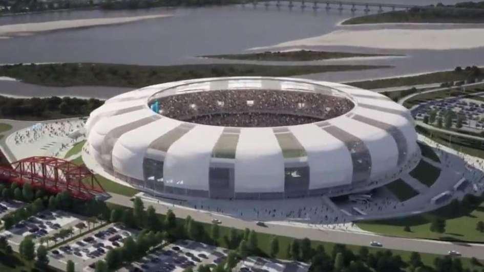 Video: así será el Estadio Único de Santiago del Estero