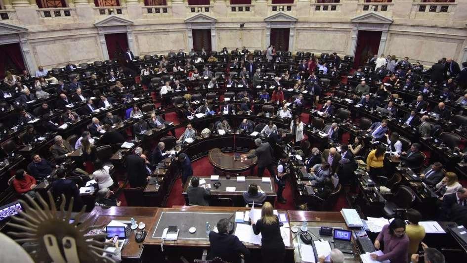 Congreso: formalizaron la baja del canje de pasajes
