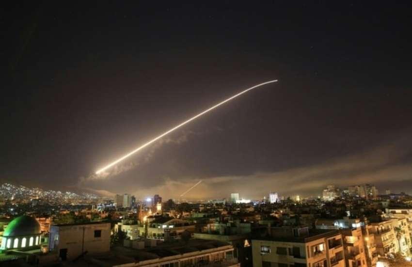 No había alternativa en usar la fuerza en Siria: May