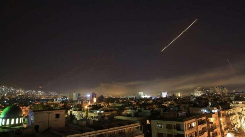 Misión cumplida, dice Donald Trump del ataque con misiles a Siria