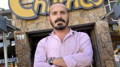 Julio Agüero es parte de la tercera generación al frente de Churrico.