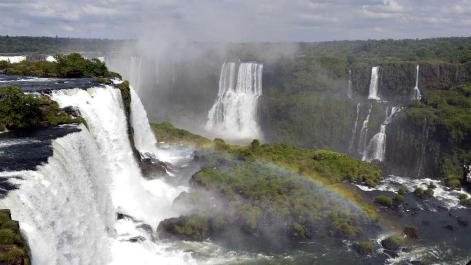Cataratas: un sitio maravilloso en tres países