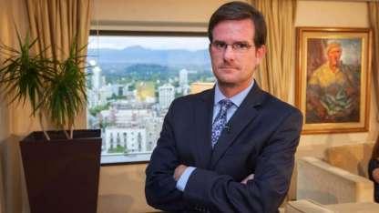 Gonzalo Nazar, fiscal adjunto en lo Penal de la Unidad Fiscal de Delitos de Tránsito