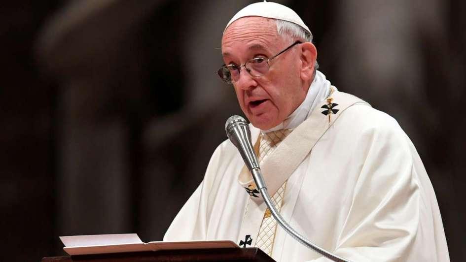 Llama el Papa a rezar
