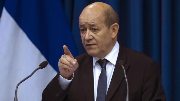 Francia llamó a Rusia a presionar al Gobierno sirio para que inicie un proceso de paz