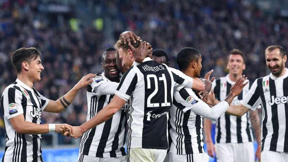 La Juventus ganó y estiro su ventaja en el Calcio