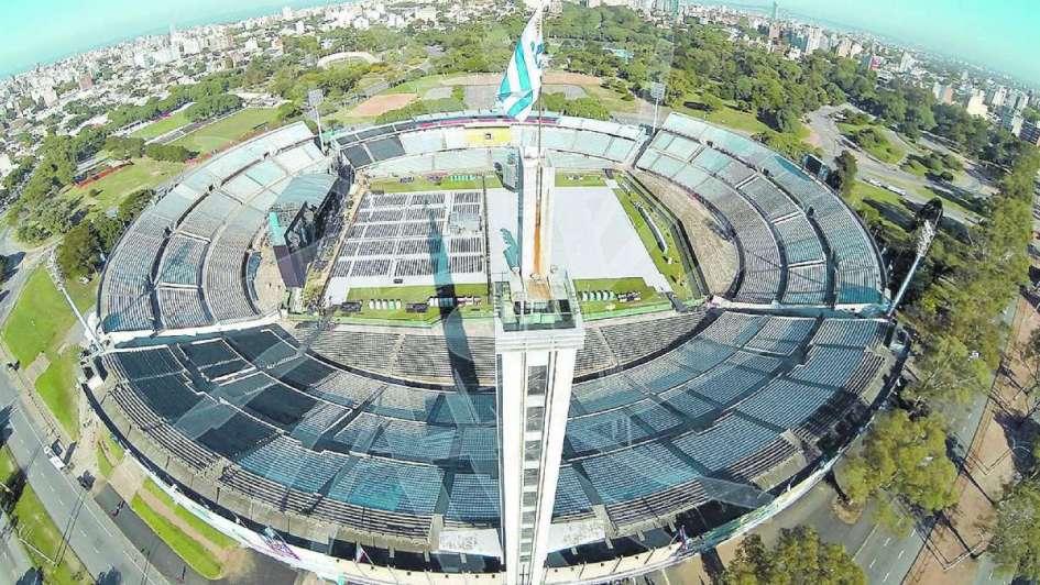 Un nuevo estadio Centenario